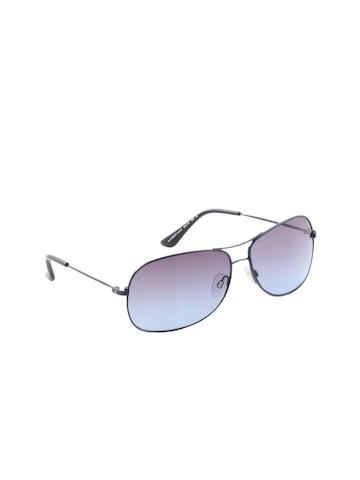 United Colors of Benetton Men Blue Sunglasses