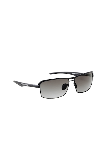 United Colors of Benetton Men Grey Sunglasses