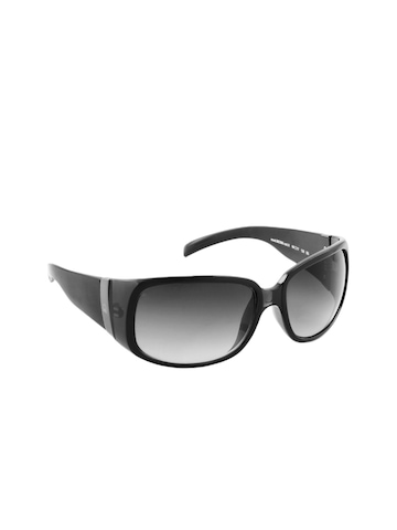 United Colors of Benetton Women Black Sunglasses