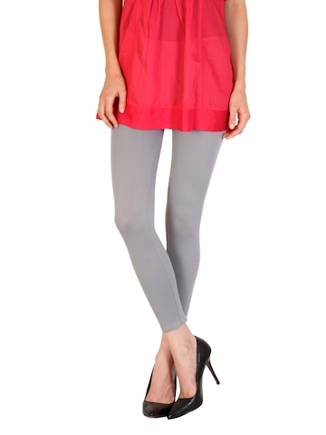 United Colors of Benetton Women Grey Leggings