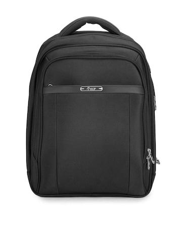 VIP Unisex Black Backpack