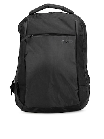 VIP Unisex Black Backpack