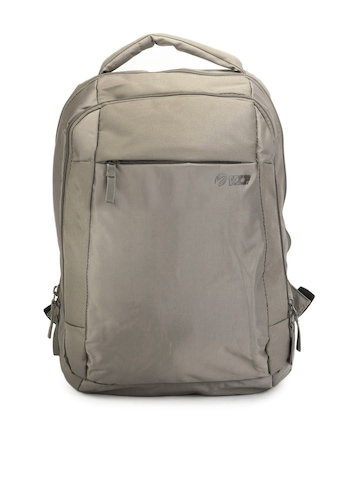 VIP Unisex Brown Backpack