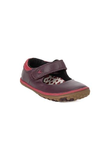 Vivobarefoot Girls Pally Purple Shoes