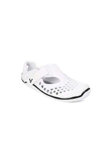 Vivobarefoot Kids Unisex White Shoes