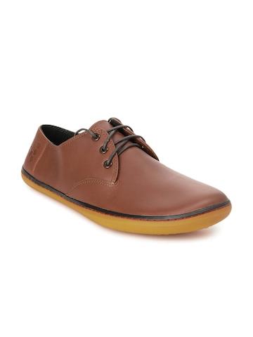 Vivobarefoot Men Ra Brown Shoes