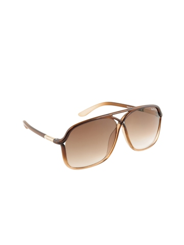 Van Heusen Unisex Brown Sunglasses