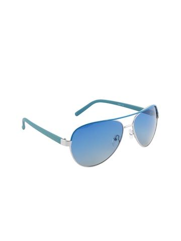 Van Heusen Unisex Blue Aviator Sunglasses VH217-C2