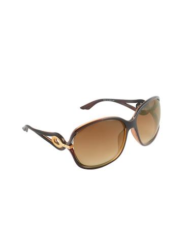 Van Heusen Women Brown Sunglasses VH215-C2
