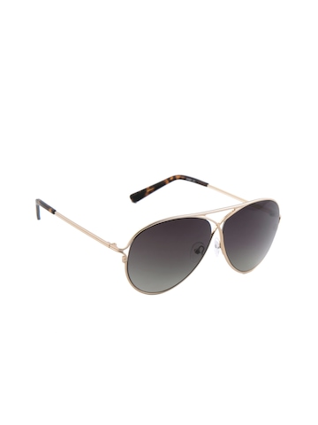 Van Heusen Women Casual Gold Frame Sunglasses