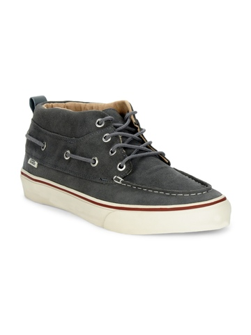 Vans Men Grey Shoes