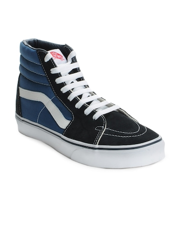 Vans Men Blue Casual Shoes