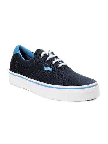 Vans Unisex Blue Shoes