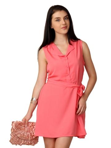 Vero Moda Women Pink Dress