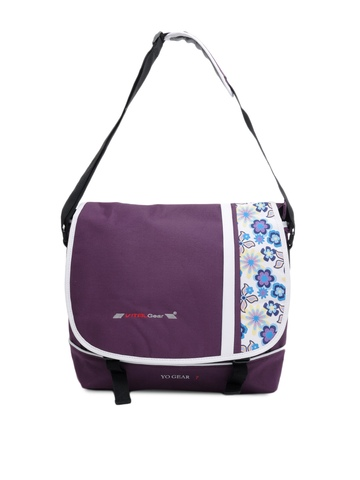 Vital Gear Women Purple Sling Bag
