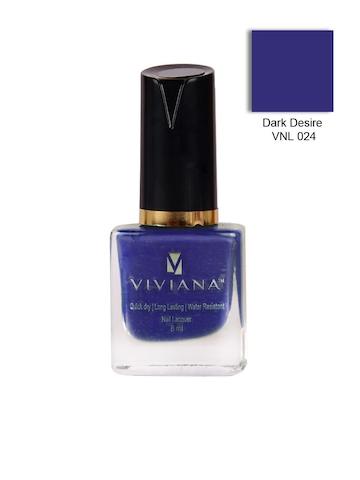 Viviana Dark Desire Nail Polish