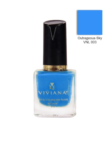 Viviana Outrageous Sky Nail Polish
