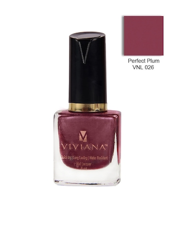 Viviana Perfect Plum Nail Polish