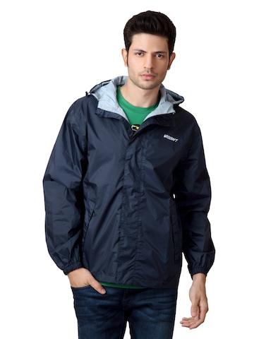 Wildcraft Men Blue Rain Jacket