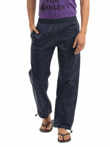 Wildcraft Men Navy Blue Rain Trousers