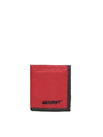 Wildcraft Men Red Wallet