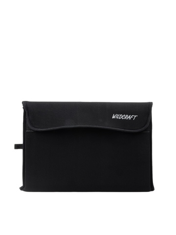 Wildcraft Unisex Black Laptop Sleeve