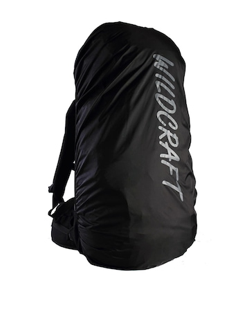 Wildcraft Unisex Black Rain Cover for Backpacks