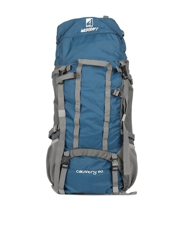 Wildcraft Unisex Blue Cauvery Backpack