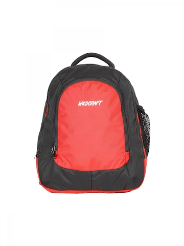 Wildcraft Unisex Corporate Red Backpack