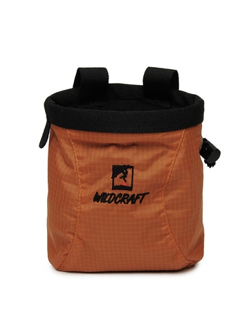 Wildcraft Unisex Rust Orange Travel Pouch