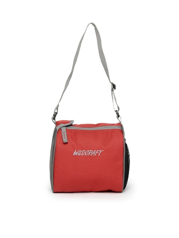 Wildcraft Unisex Red Travel Bag