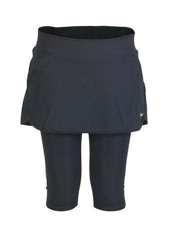 Nike Women Running Black Skirt with Capris