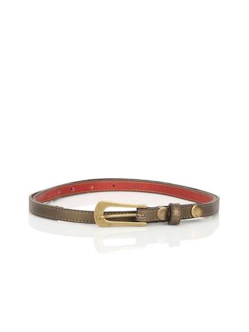 Baggit Women Chapati Jassy Bronze Belt