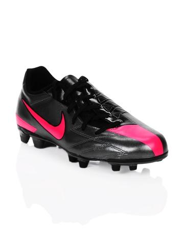 Nike Men T90 Exacto IV FG Grey Sports Shoes