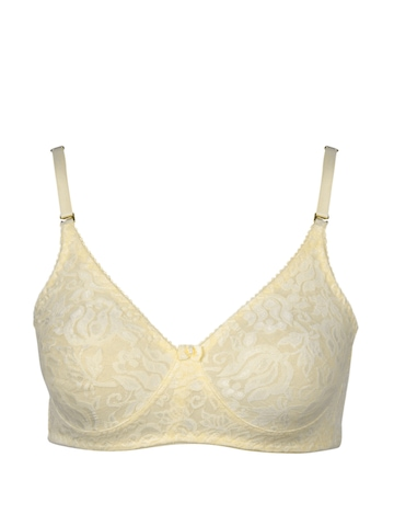 Miss-T Cream Bra