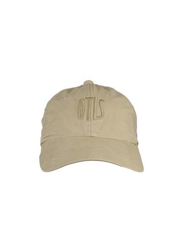 OTLS Unisex Beige Polo Cap