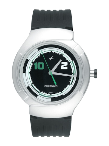 Fastrack Men Black Casual Watch