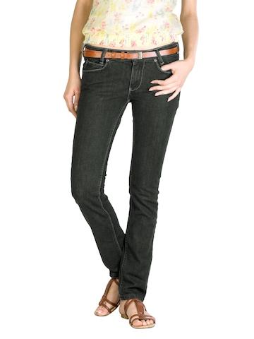 Wrangler Women Black Giselle Jeans
