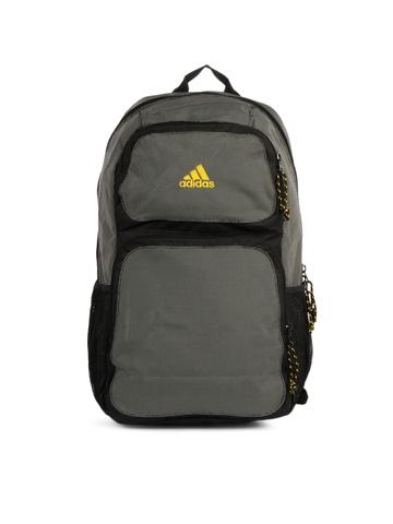 Adidas Unisex Black BP Tone Backpack