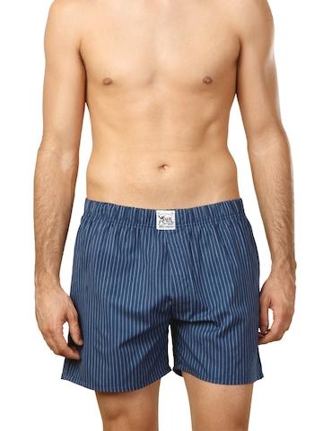 FCUK Blue Boxers