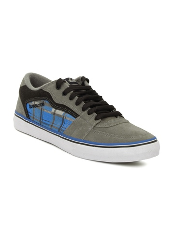 Quiksilver Men Grey Shoes