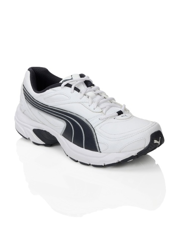 Puma Men Axis White Sports Shoes