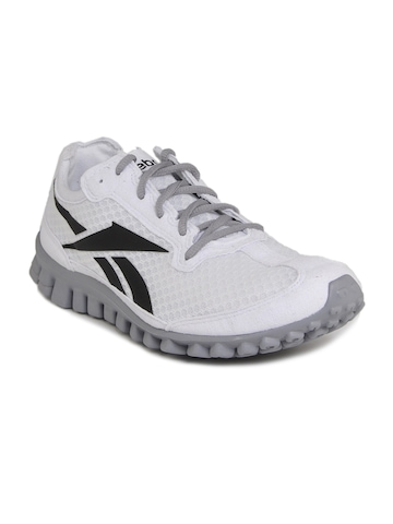 Reebok Men Reeflex Run White Sports Shoes
