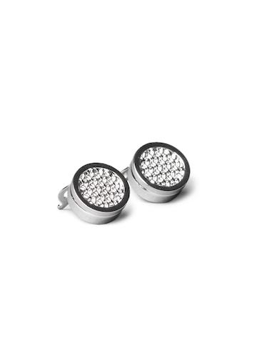 Belmonte Men Silver Button Cover
