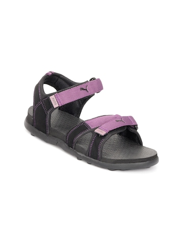 Puma Women Purple Techno Sandals
