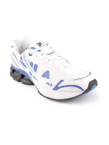 Fila Men Glow White Sports Shoes