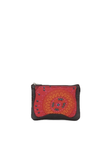 Paridhan Women Red Coin Pouch Wallet