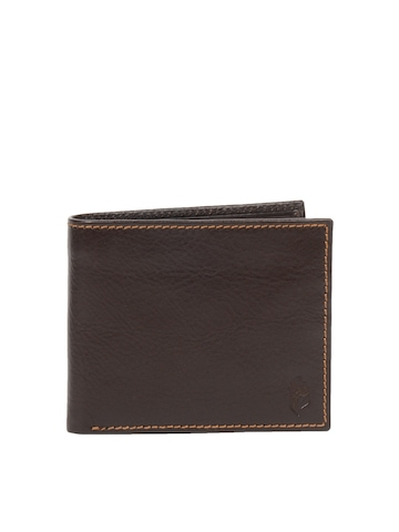 Reid & Taylor Men Brown Wallet