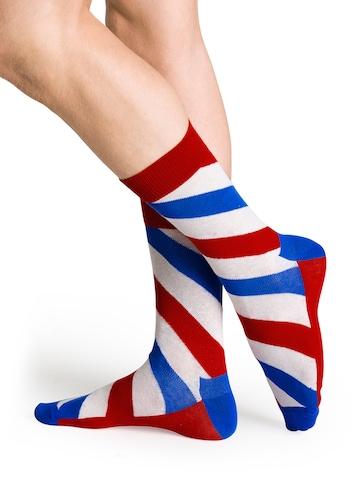 Happy Socks Unisex Multi Color Socks