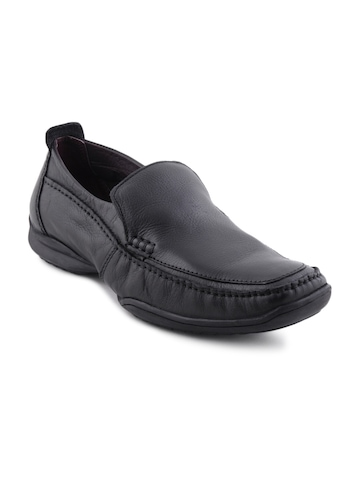 Buckaroo Men Plaza Black Casual Shoes